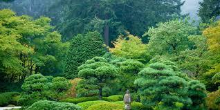 Japanese Garden Flat Garden Portland Japanese Garden