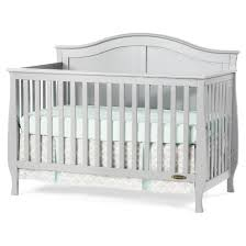 Child Craft Camden 4 in 1 Convertible Crib Cool Gray Tar