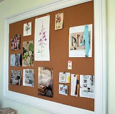 Lastly, hang using the hardware provided with the corkboard. Alternately,  attach it directly to the wall if you'll never want to move it  nail  directly ...