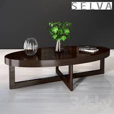 selva criss cross coffe table art 3032