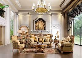 formal living room chairs. luxurious traditional style formal living room furniture set hd-369 (kd) chairs o