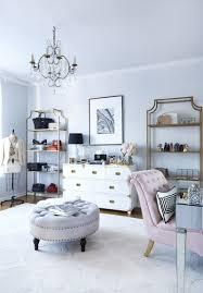 Pinterest Office Envy A Soft Romantic Space Inspired By Paris  ELLEDecorcom