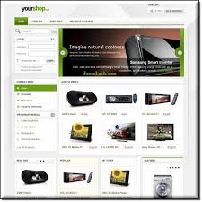 Все шаблоны категории интернет магазин  Шаблон интернет магазина для joomla v 1 5 v 2 5 gk yourshop
