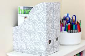 Dollar Store Magazine Holder Gorgeous Cardboard Magazine Holder Cardboard Magazine Holder Floral Patterned