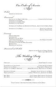 Recent Posts Free Wedding Program Samples Printable Fall Templates