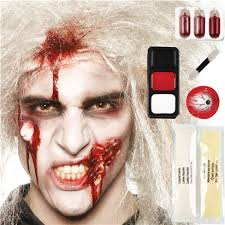 makeup walking dead zombie make up kit special effects makeup