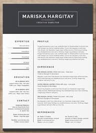 Resumes Word Format 20 Free Resume Word Templates To Impress Your Employer Responsive