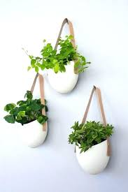 10 modern wall mounted plant holders to decorate bare walls regarding wall plant holders decorating