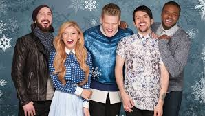 Pentatonix Barneys New York Christmas Gift Guide Shopping