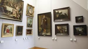 cnn the louvre museum in paris has dedicated a special permanent exhibit to french owned works of art recovered from germany