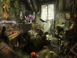 You will be given a list and be in a scene with many items. Artstation Scene For Scary Hidden Object Game Izabela Maszloch