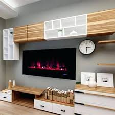 wide electric fireplace recessed electric fireplace 33 inch wide electric fireplace insert
