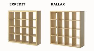 Ikea Discontinues Expedit Shelves and Replaces with Kallax
