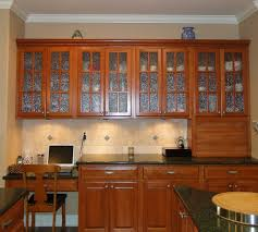 glass kitchen cabinet doors wood frame