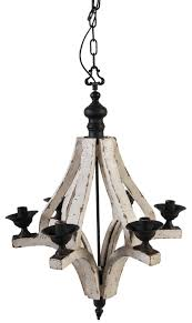 wood au0026b wood and metal chandelier in and