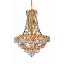 elegant lighting v1900d24g sa century mini chandeliers gold