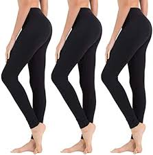 <b>High Waisted</b> Leggings for <b>Women</b> - Soft Athletic <b>Tummy</b> Control ...