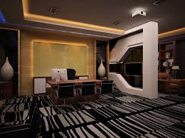 futuristic office design. Style Futuristic Office Design N