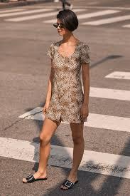 Iman Cheetah Print Short Sleeve Dress