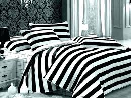 full size of black white duvet cover queen and toile king covers size striped hide away