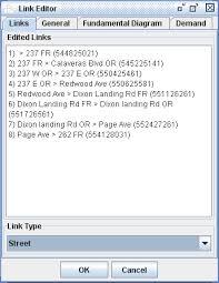 Link editor: (a) links tab; (b) general tab.   Download Scientific ...