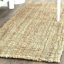 runner rug 10 ft long foot runner rugs foot carpet runners natural fiber hand woven chunky runner rug 10 ft long