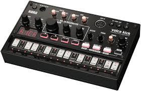 <b>Korg Volca</b> Kick – аналоговый синтезатор бас-барабана | ProSound