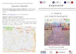 4e ForInCIP, Programme