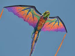 <b>Kids Toy kite Power</b> Kite Dragon Creative Stunt Kite Flying Dragon ...
