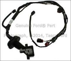 new oem right side front door wiring harness 2011 2014 ford f150 F150 Door Wire Harness image is loading new oem right side front door wiring harness 2005 f150 door wire harness