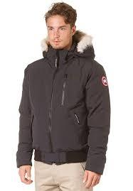 CANADA GOOSE Borden Bomber Jacket - Functional Jacket for Men - Blue ...