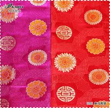 silk brocade jacquard mulberry silk embroidered cheongsam quilt cover tangzhuang fabric cloth new sunflower 2 ahup54248