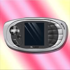 Smallvector: Nokia Ngage vector
