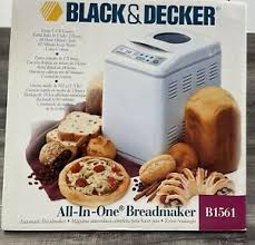 automatic breadmaker b1561