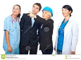 successful careers people royalty stock photos image  different careers people looking away royalty stock photography