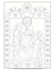 Free Catholic Coloring Pages Saints Pinterest Books And Chronicles