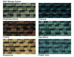 Gaf Timberline Hd Color Chart Gaf Shingles Reviews Timberline Shingle Colors Roofing Home