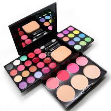 make up pact makeup palette 24 eye shadow plate 8 lipstick 4 blush 3 powder make up set full set bination