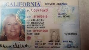 Restriction 47 California - License Drivers Comparelinoa