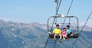 chair lift. Delighful Chair Crested Butte Mountain Resort Chairlift Rides On Chair Lift O