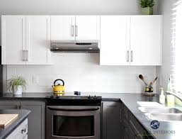 Painting Kitchen Cabinets Gray Painted Kitchen Cabinets Benjamin Moore Chelsea Gray Gray Owl