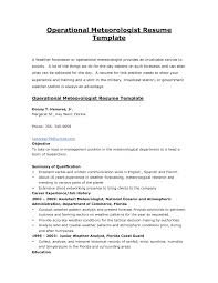 How To Make Good Federal Resume Write Your Sample Military