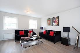 Red Black And White Living Room Designs  CenterfieldbarcomRed Black Living Room Decorating Ideas