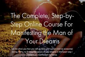 How to manifest him to think about you. Here S How To Manifest The Man Of Your Dreams Nancy Ruth Deen Spiritual Breakup Coach