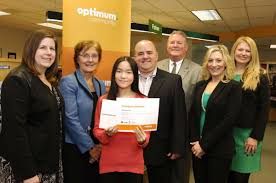 montville middle schooler wins hispanic essay contest the middle school eighth grader christine sun third from left is the second place winner in optimum community s 8th annual hispanic heritage month essay