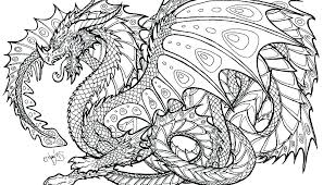 Coloring Dragons Stvx Free Printable Realistic Dragon Coloring Pages