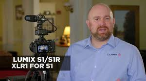 <b>Panasonic LUMIX</b> S Series Camera Tutorial : XLR Microphone ...