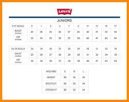 Levis Size Chart For Women S Jeans Levis Size Conversion Chart Bedowntowndaytona Com