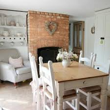Image Farmhouse Country Cottage Dining Room Dining Room With Fireplace Cottage Kitchen Table Lighting Ciericorg Country Cottage Dining Room Dining Room With Fireplace Coastal