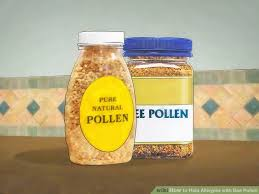 How to Help Allergies with Bee Pollen: 11 Steps (with Pictures)